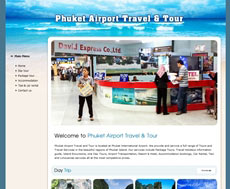 Phuket Airport Travel and Tour is located at Phuket International Airport. We provide and service a full range of Tours and Travel Services in the beautiful regions of Phuket Island.