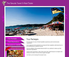 The Garuda Travel provide the full range of travel and tour.