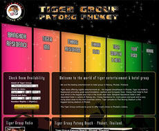 Tiger Entertainment and Hotel Group - We are the leading entertainment & hotel group in Patong, Phuket, Thailand.
